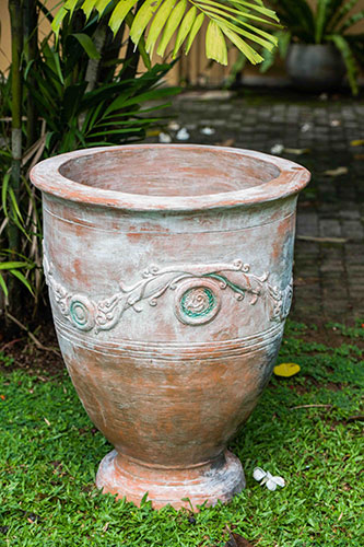 Kalaya Outdoor Cement Pots